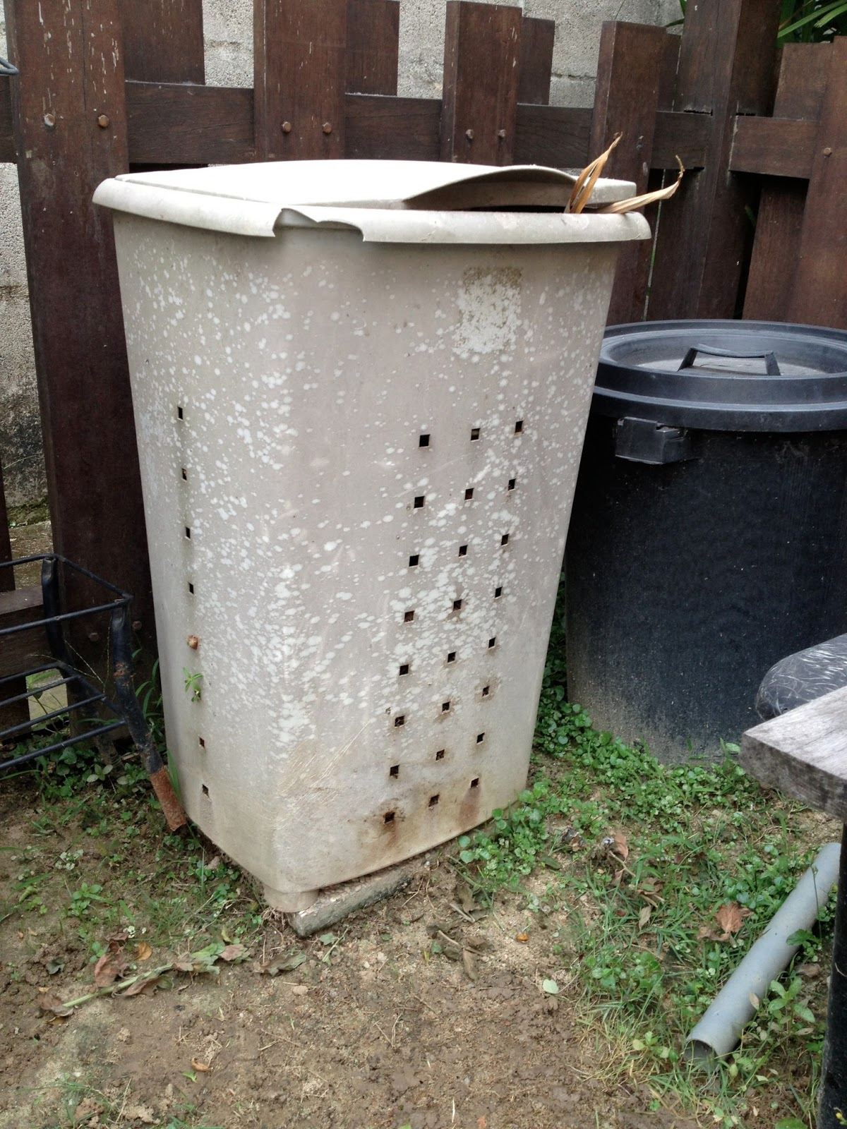 How To Make Compost Bin For Kitchen Idaes - audreycouture