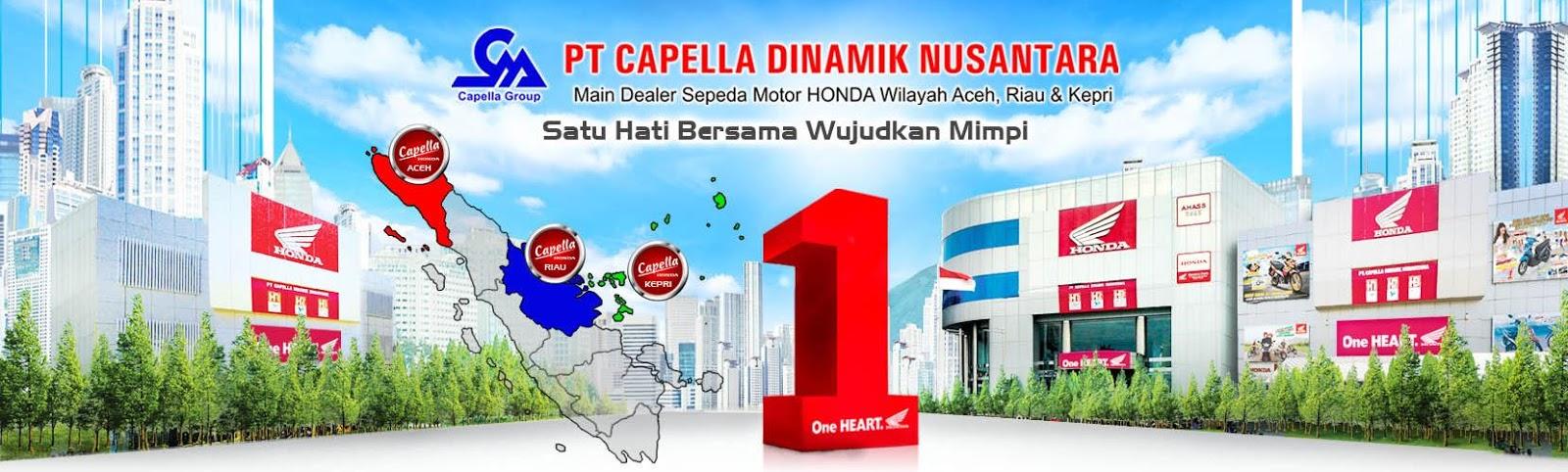 Lowongan ARS PT Capella Dinamik Nusantara Januari 2018