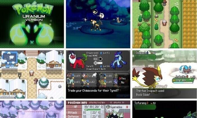 Παίξε το Pokemon Uranium φτιαγμένο αποκλειστικά από Fans