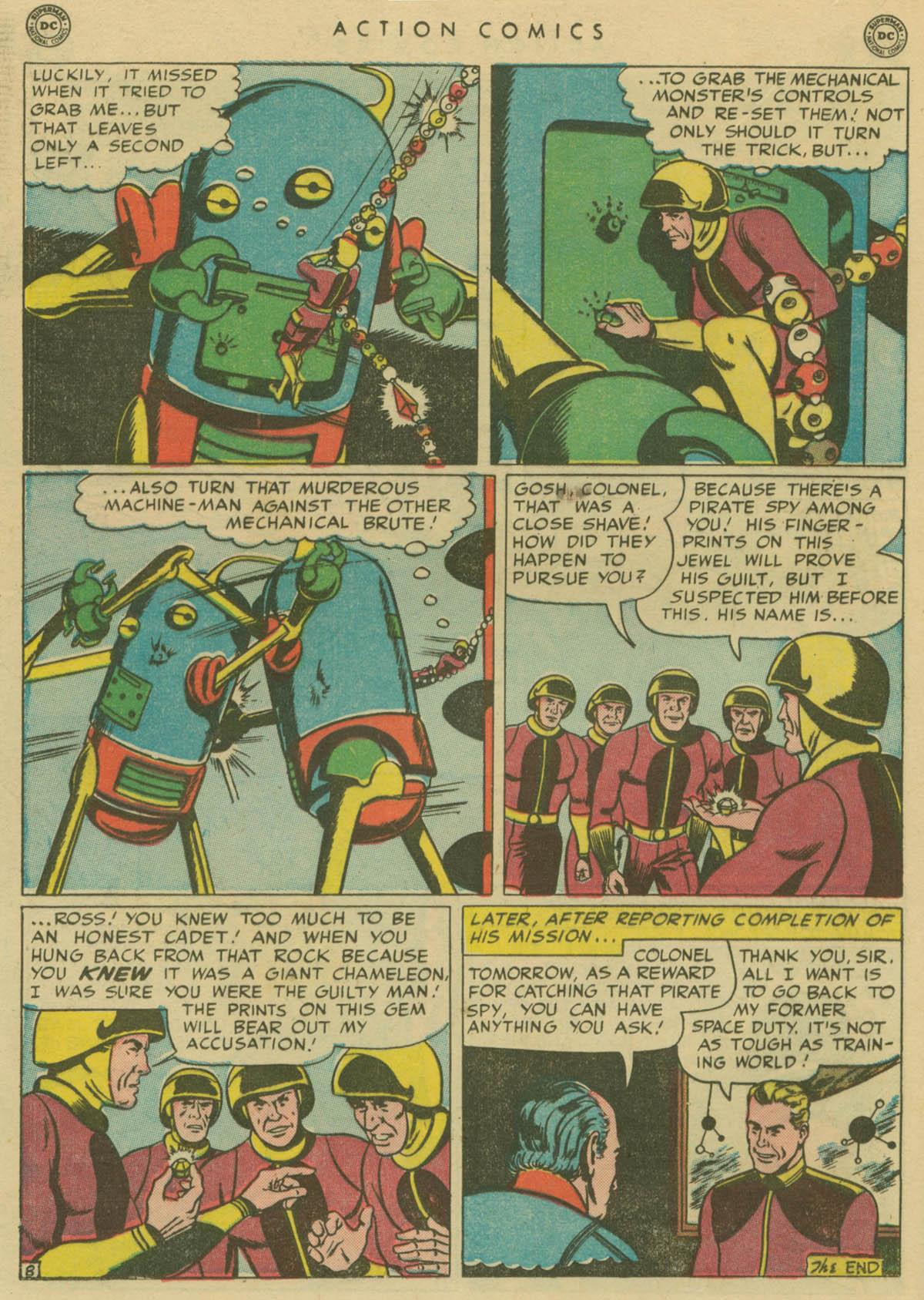 Action Comics (1938) 141 Page 22