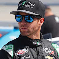 Blake Koch Earns a 12th-Place Finish #NASCAR