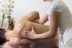 Bagian tubuh yang di Pijat untuk menyembuhkan Sakit Gigi