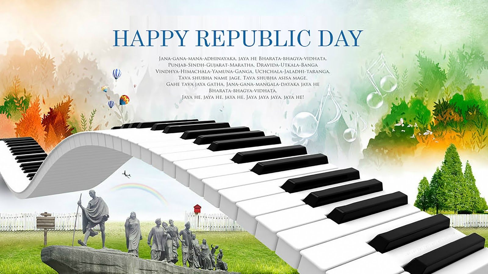 Happy Republic Day Images 2019 ~ 26th January Latest HD ...