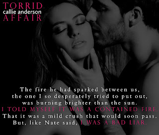 Confessions of A Dark Soul: Torrid Affair by Callie Anderson
