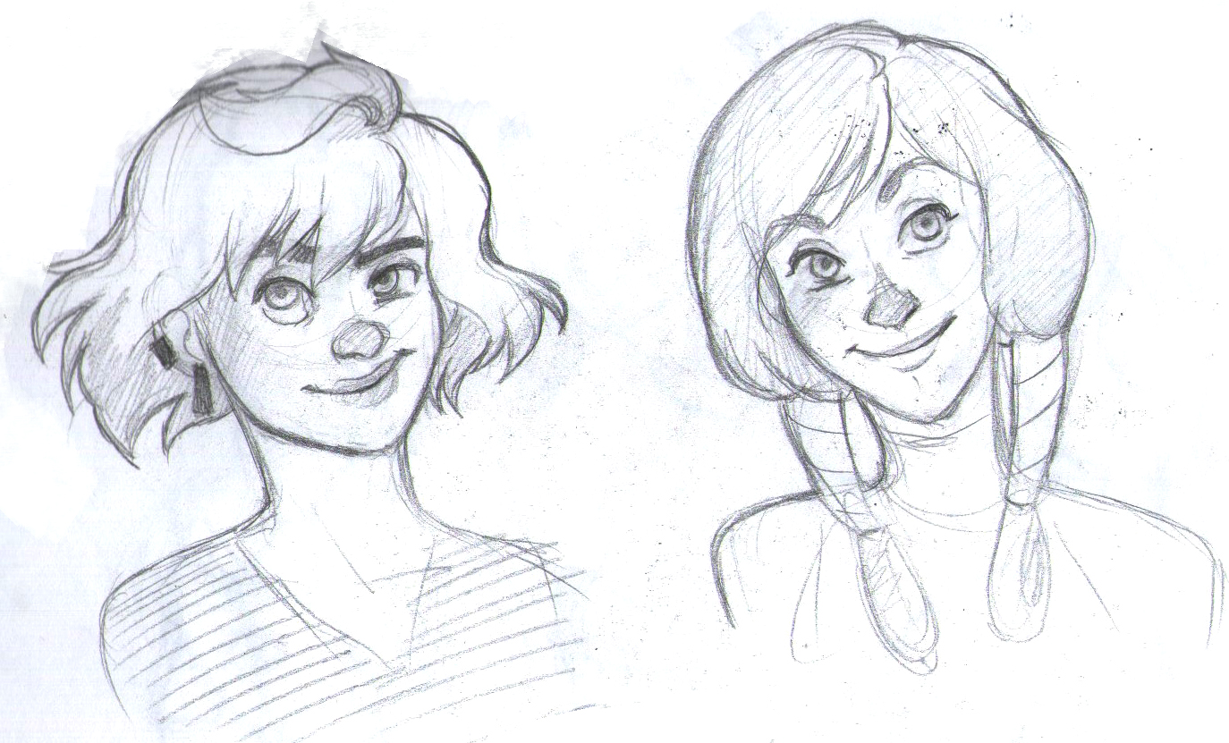 The Art Of Nat Portrait Anatomy And Some Stu S Of Sorts