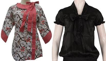 Trend Model Pakaian Kerja Wanita | Model Baju Blouse Terbaru 2015
