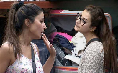 Bigg Boss 11: Very Evil Move By Shilpa Against Hina