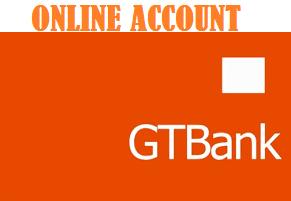 GTBank online account opening
