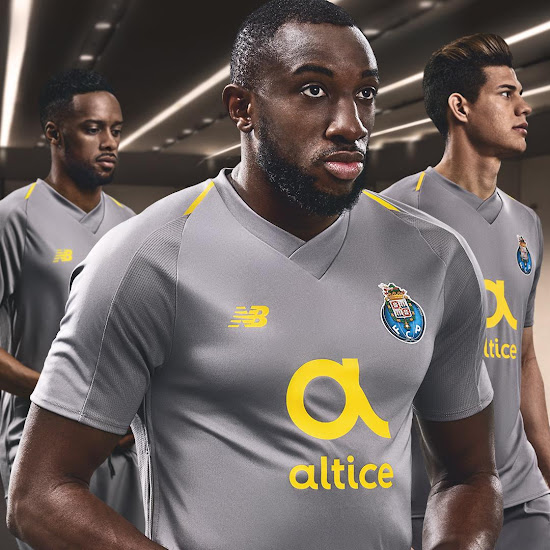 844f035affa Porto 18-19 Home, Away & Third Kits Released - Footy Headlines