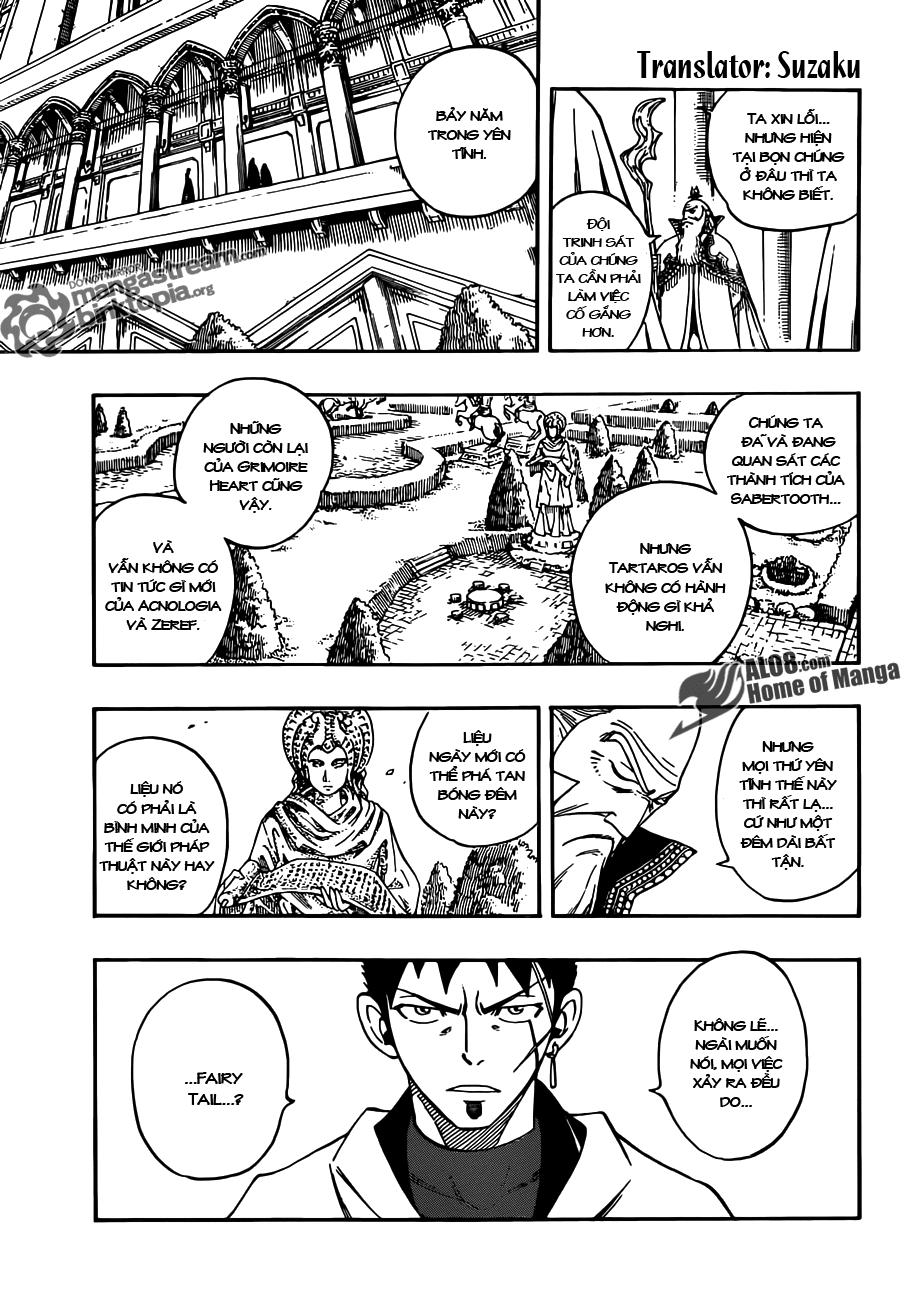 Fairy Tail chap 258 trang 5