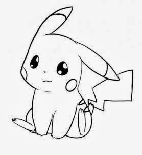 Como Desenhar o Pikachu (Passo a Passo) - Como Desenhar 10