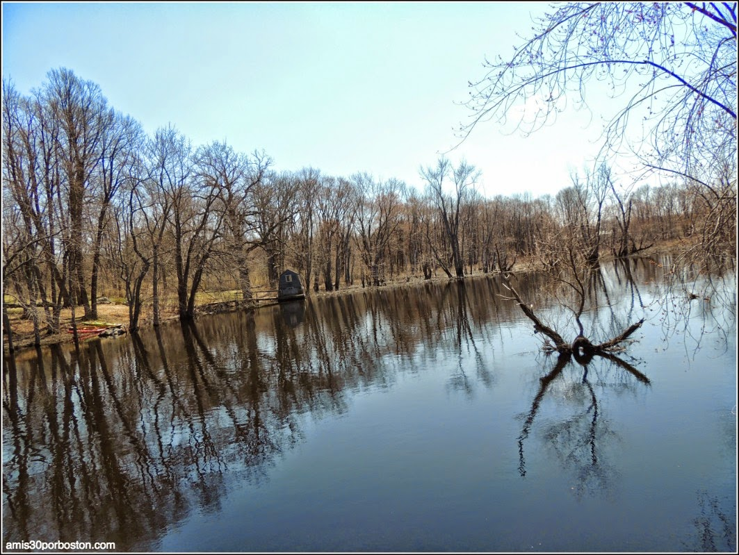 Patriots´ Day en Concord: Minute Man National Historical Park