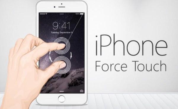 iPhone 7 Makin Keren Dengan Fitur Force Touch di Home Button