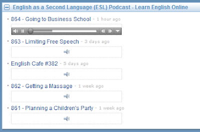 My Yahoo RSS Feed