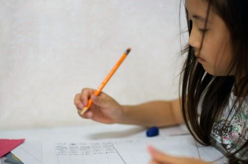 việc học của trẻ là nhiệm vụ của trẻ