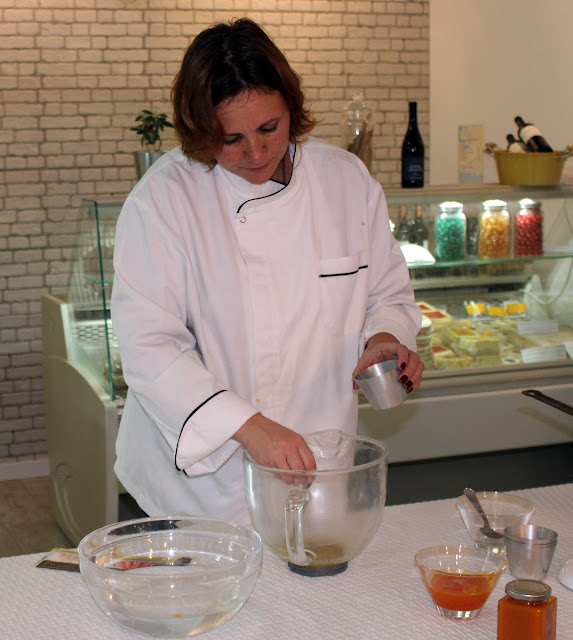 Showcooking, souk mercado do mundo