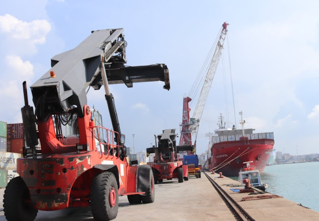 Over 2.4 million tons of goods in 8 months in Durres Port