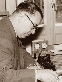 El ajedrecista Pere Cherta Clos