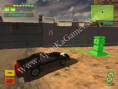 Knight Rider (Video Game) Review