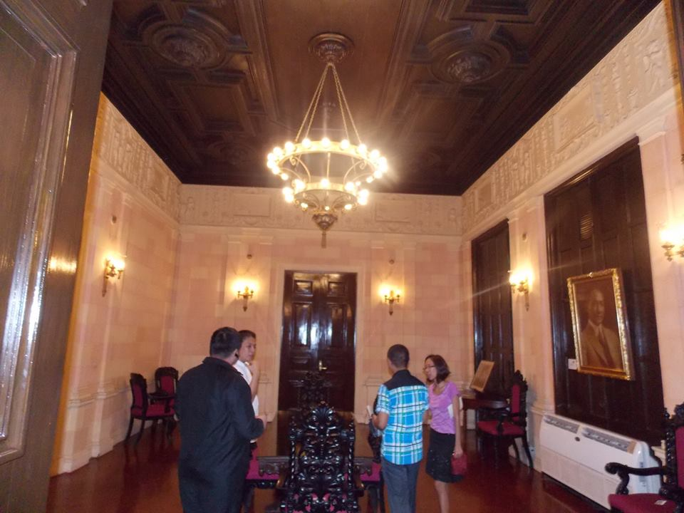 The Osmeña Cabinet Room