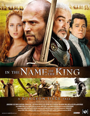 Poster Of In The Name of The King 2007 Dual Audio HEVC 720p BluRay 600MB