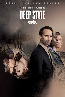 Deep State Temporada 2 audio español