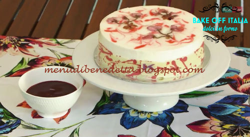 Torta Sakura ricetta Knam da Bake Off Italia 5