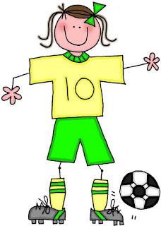 Imágenes de Niños haciendo Deporte.