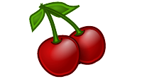 cherry clipart free