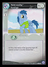 My Little Pony Noteworthy, Humdinger Premiere CCG Card