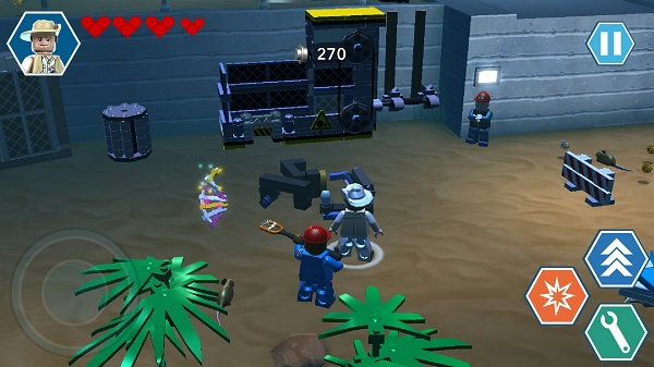 Lego Jurassic World Lite V1.9.3 Mod Full Unlock By Taufiq