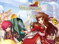 The Lost World El Mundo Perdido (RPG) Mod Apk v1.0.0