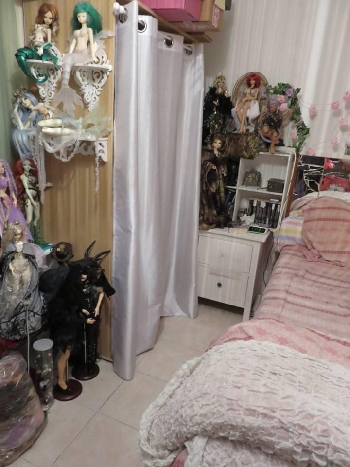 Comment rangez-vous les vêtements de vos poupées ? Diapositive13