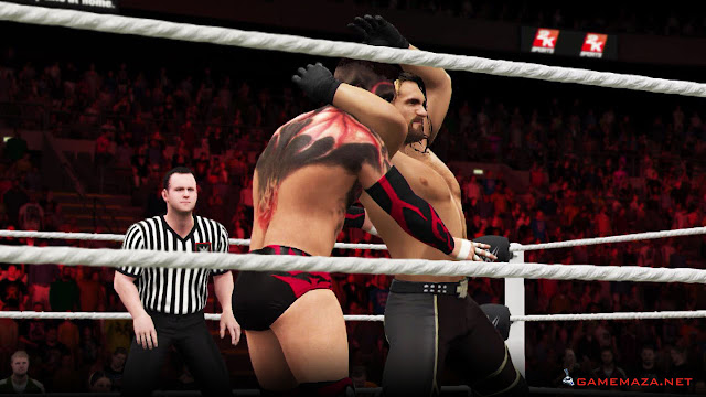 WWE 2K16 Gameplay Screenshot 4