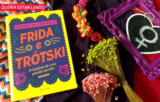 Resenha: Frida e Trótski - A história de uma paixão secreta
