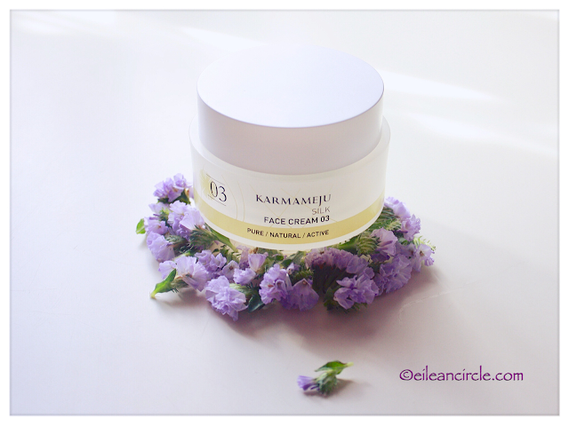 Karmameju, Facial cream, face cream, cosmética natural, natural cosmetics