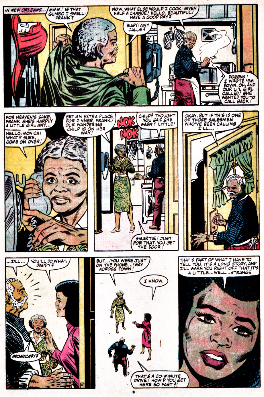 The Avengers (1963) 246 Page 8