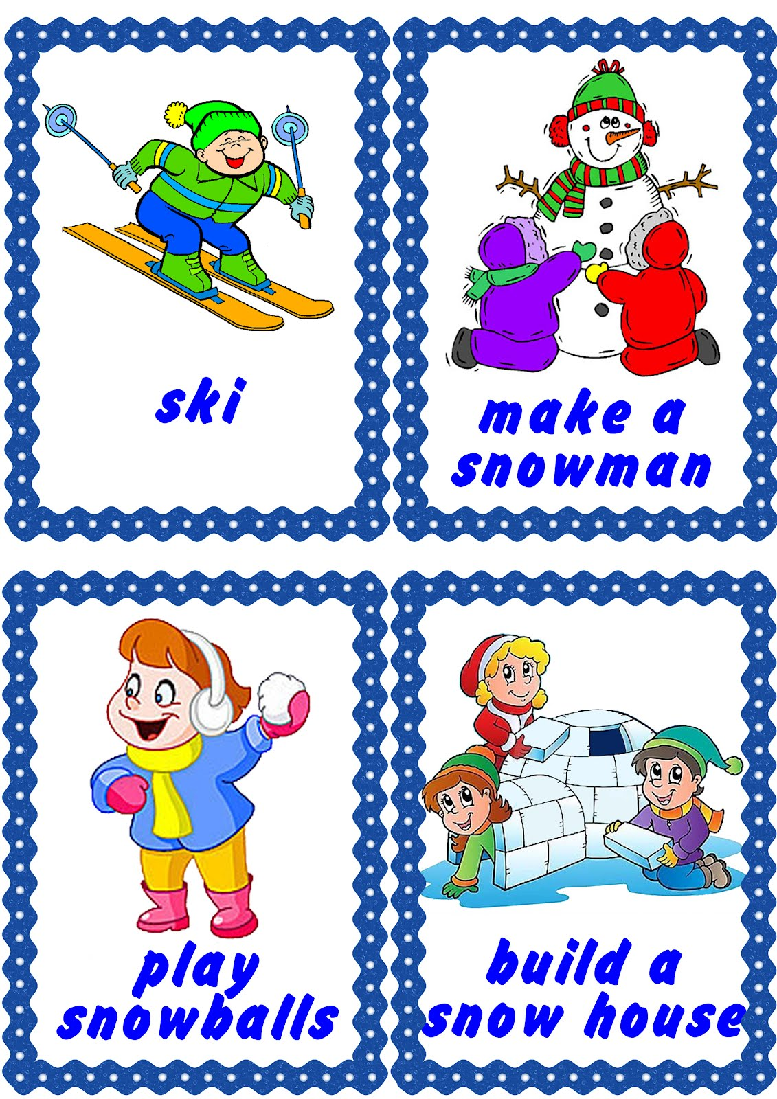 English For Kids Step By Step February