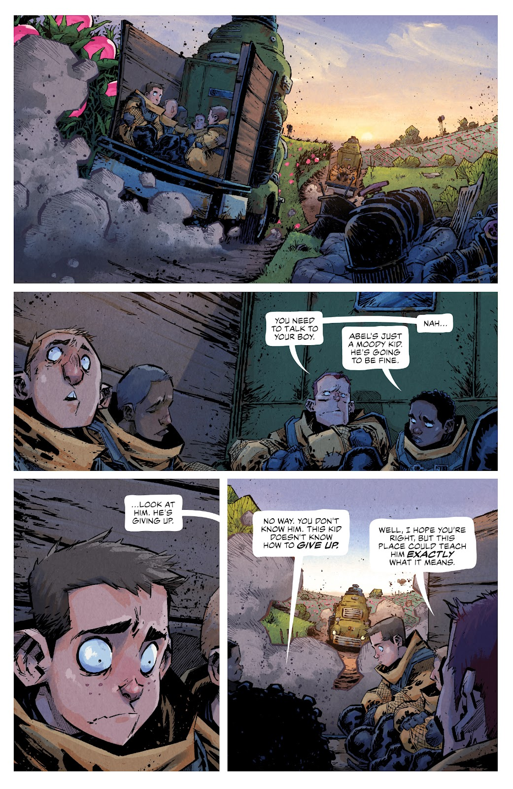 Read online Middlewest comic -  Issue #13 - 8