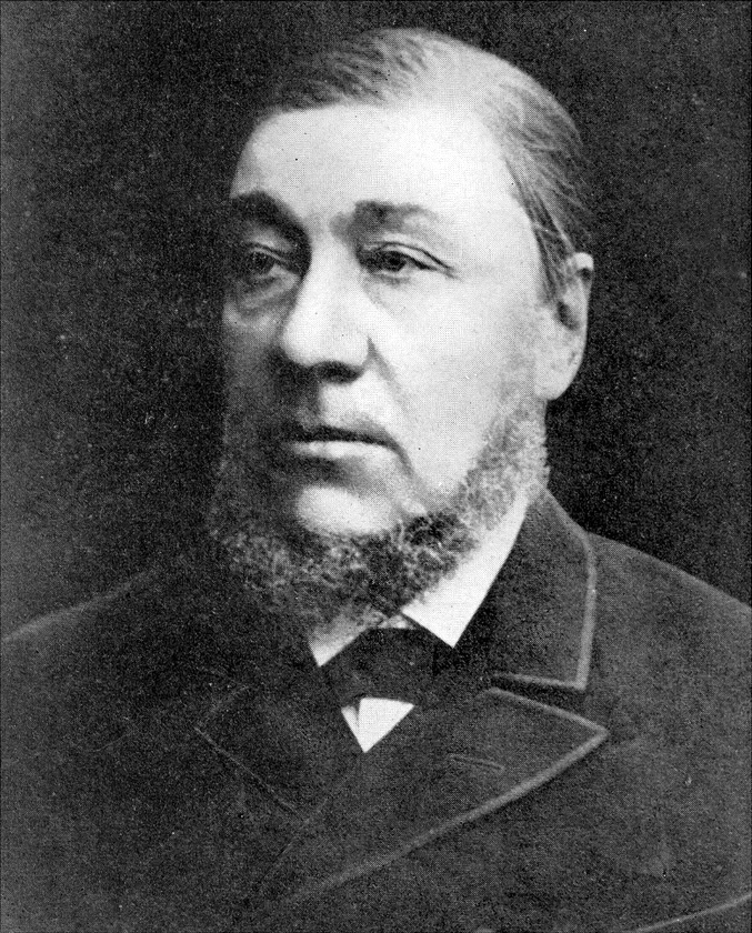 Paul Kruger, the president of the Boer republic