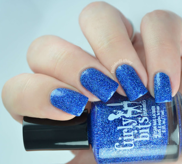 Girly Bits Blue Ribbon Cankles