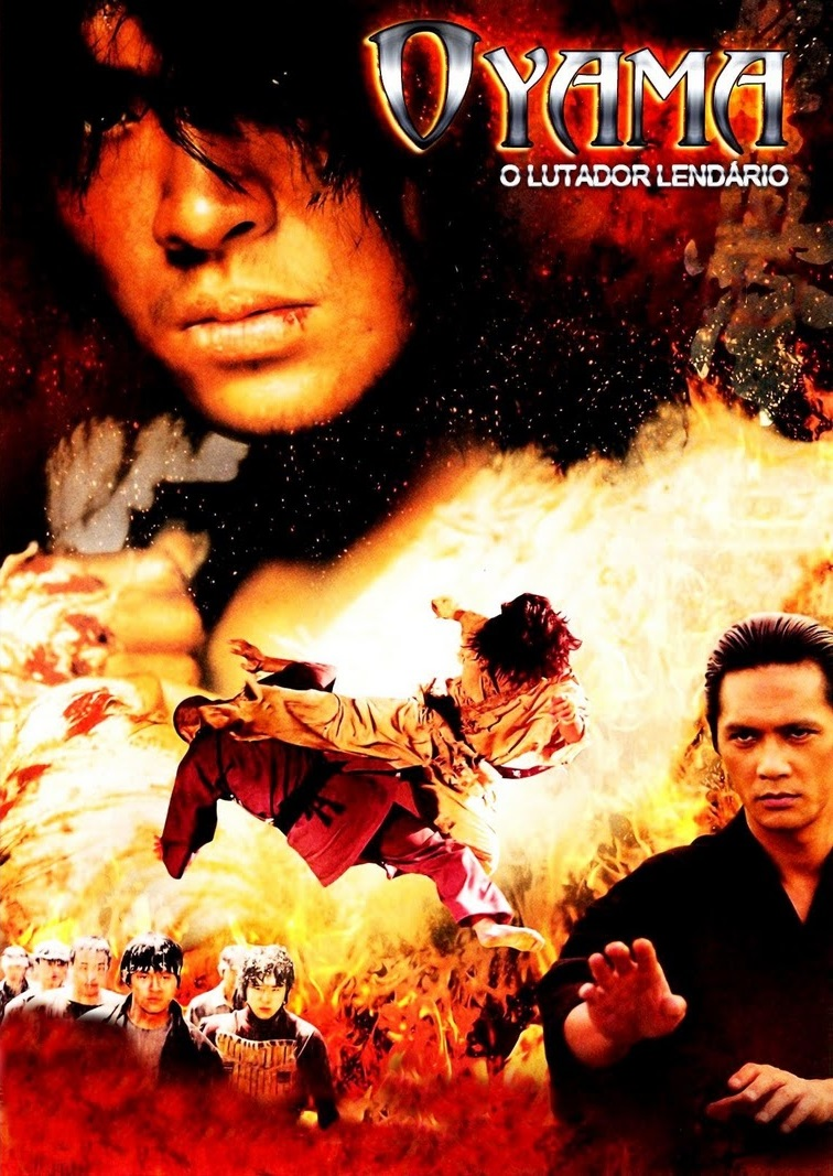 filme oyama o lutador lendario dublado