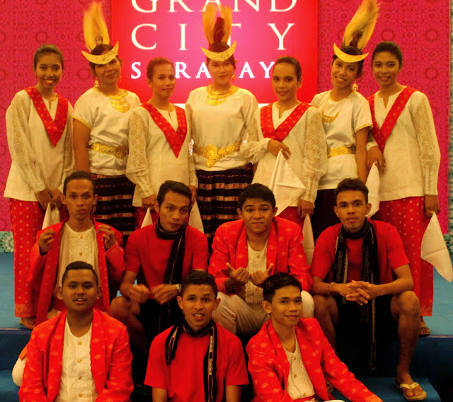 Tarian Maluku