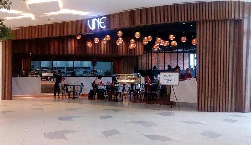 Nikmati Hidangan Memikat Selera Di Vine Cafe, Starling Mall