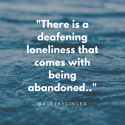 Alone Is Something You'll Be Quite A Lot..