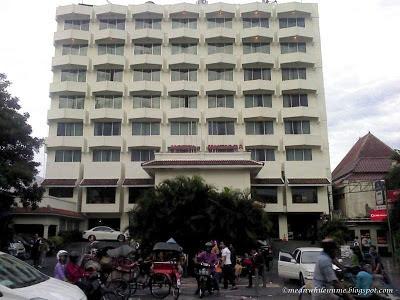 Salah Satu Hotel Elite di Malioboro