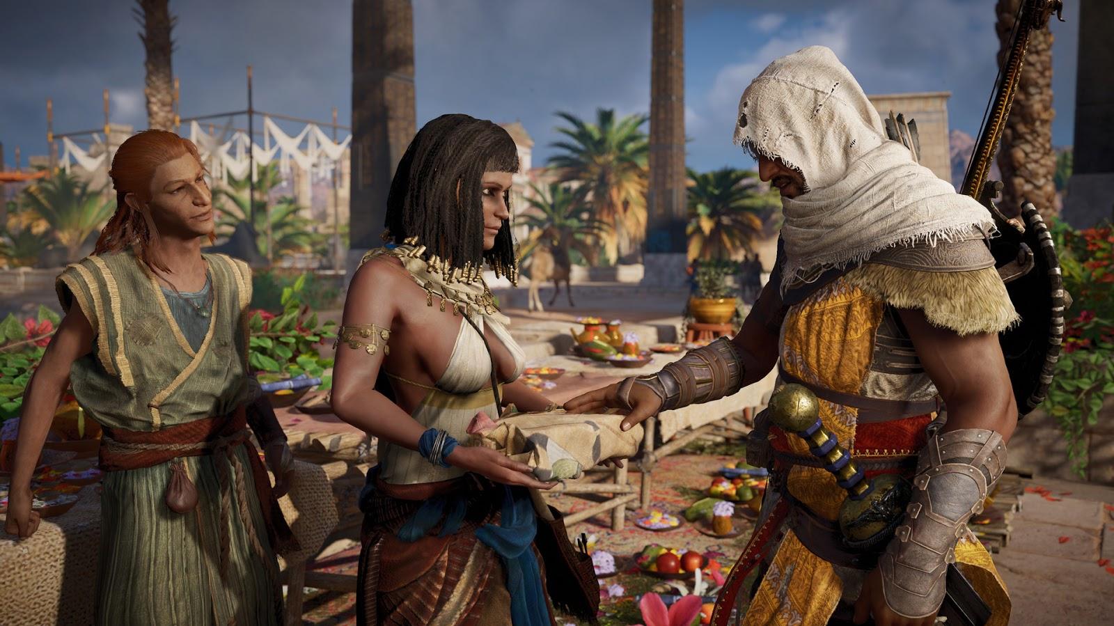 Assassin's Creed Origins The Curse Of The Pharaohs PC ESPAÑOL + Crackfix (CODEX) + REPACK 11 DVD5 (JPW) 1