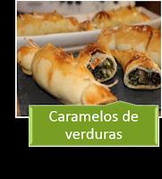 CARAMELOS DE VERDURAS