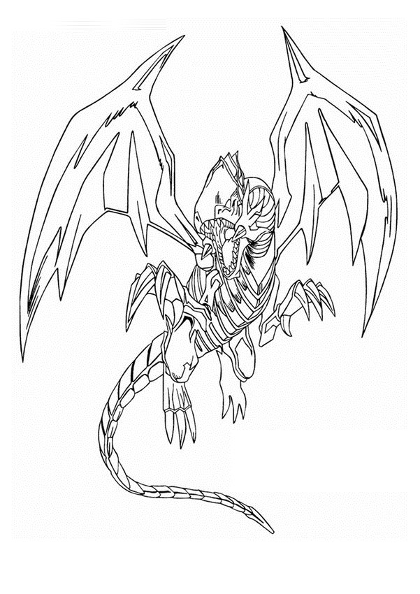 Dragon Coloring Pages Free Printables