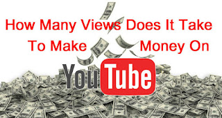 How Much Money Do I Make on Youtube with 1 MILLION Views?
